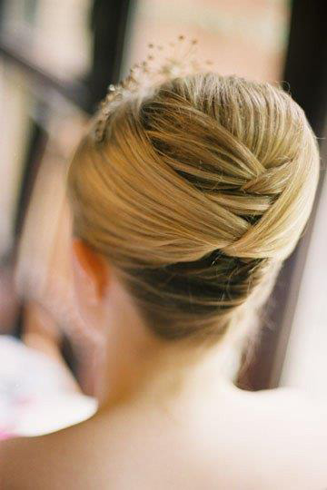 Smooth Sleek Beautiful Wedding Hair Styles Wedding Make