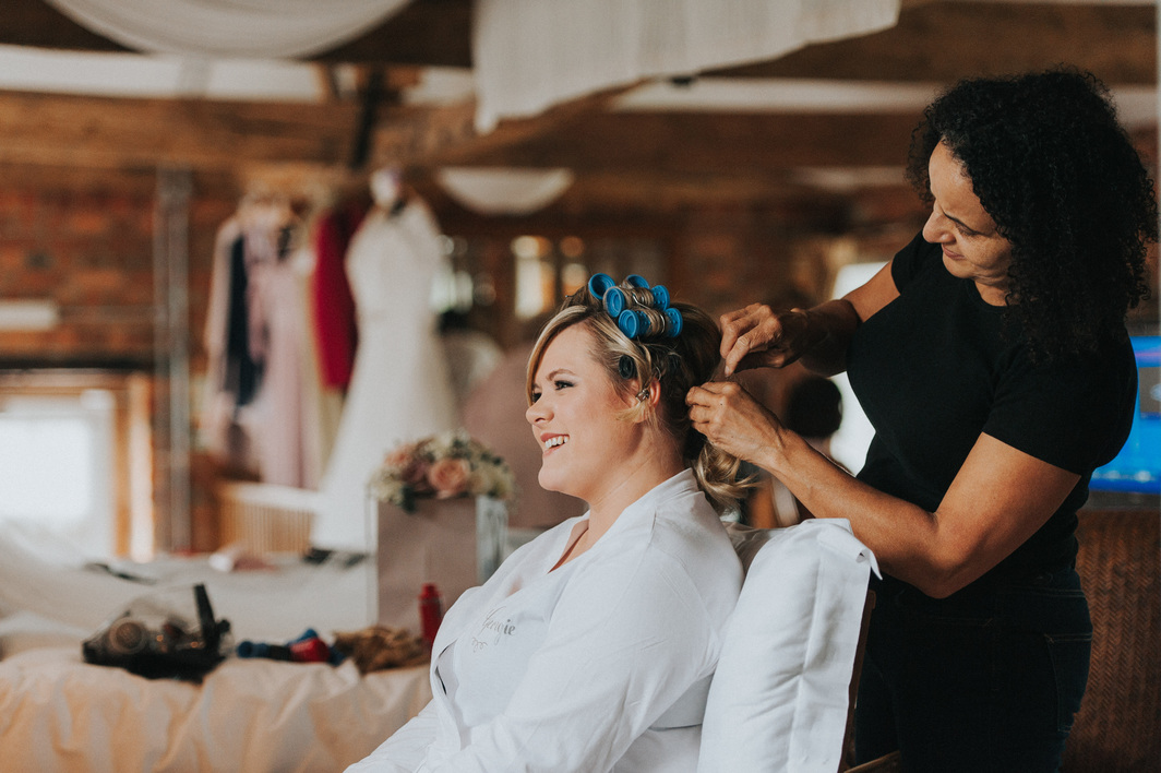brides wedding makeup bride hair style by Pam Wrigley bridal hair stylist award winning make-up artist