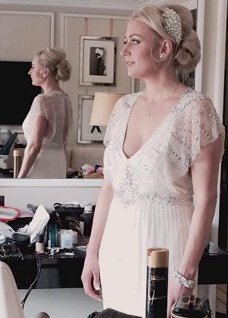 Vintage Wedding Mother of the Bride