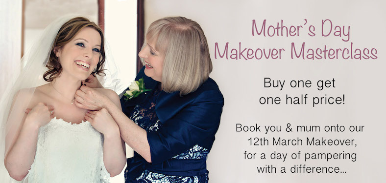 Special Offer: Mother's Day Makeover Masterclass