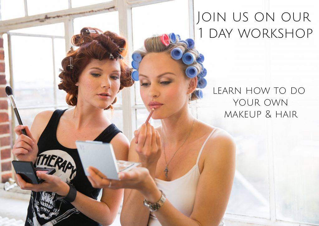 DIY Wedding Hair and Makeup: Makeover Masterclass with Pam Wrigley