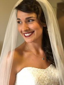 wedding makeup London Pam Wrigley vintage hairstyle wedding london