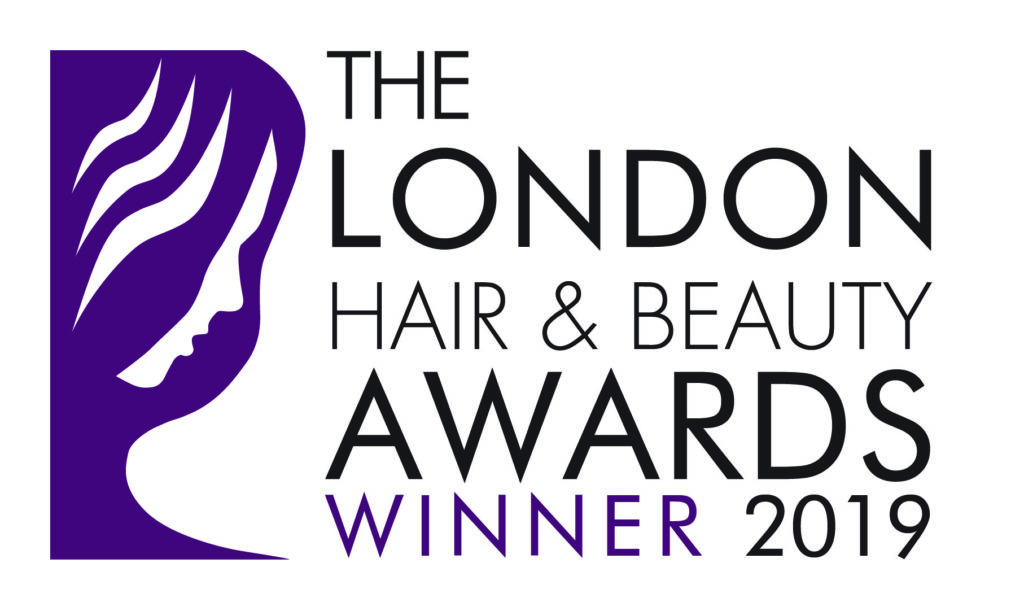 Winner Logo London Hair and Beauty 2019