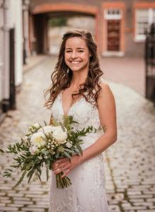 natural wedding makeup and bridal hair soft relaxed bridal hairstyles