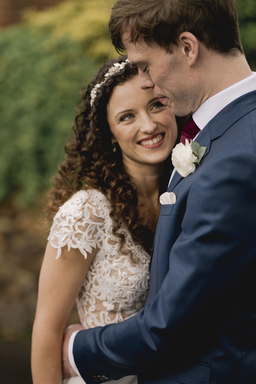 bridal hair style for long natural curly hair and curly girl hairstyles for the wedding day