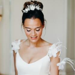 wedding makeup and bridal hair by Pam Wrigley London natural makeup
