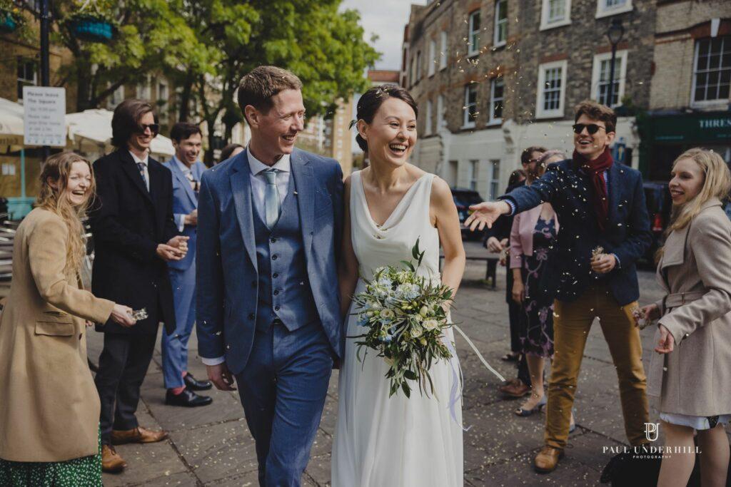 wedding hair and bridal makeup London by wedding hairstylist and wedding makeup artist Akua